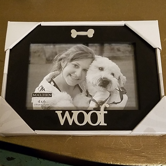 Malden Other Woof Dog Lovers Picture Frame 46 Poshmark